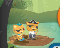 Octonauts Amazon Adventure