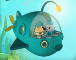 Octonauts Deep Dive Rescue