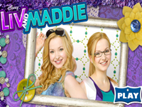 Liv And Maddie Scrapbook Designer