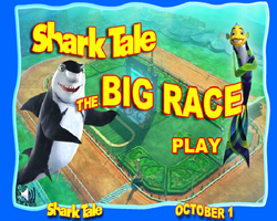 Shark Tale The Big Race