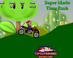 Super Mario Time Rush
