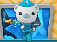 Captain Barnacles And The Ice Cave Rescue