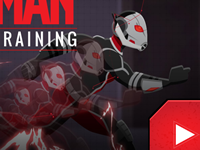 Ant Man Combat Training
