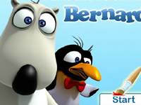 Paint And Color With Bernard
