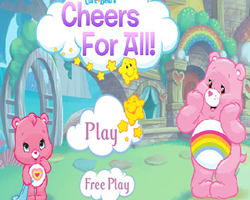 Care Bears Cheers for Al