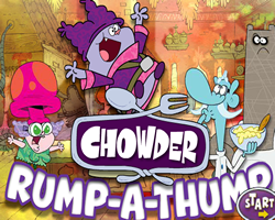 Chowder Rump a Thump