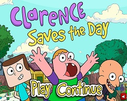 Clarence Saves The Day
