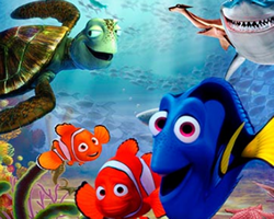 Finding Dory Jigsaw