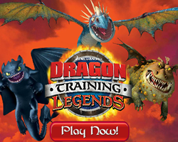 Dragons Training Legends