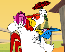 Foghorn Leghorn Thanks But No Thanks