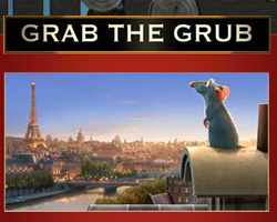 Ratatouille Grab the Grub