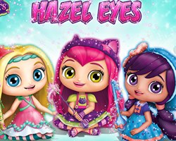 Little Charmers Hazel Eyes