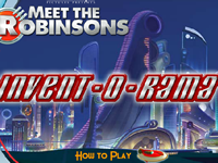 Meet the Robinsons Invent O Rama