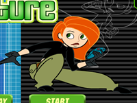Kim Possible Adventure Island