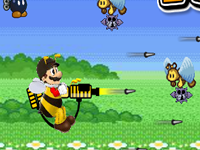 Mario Bee Defense