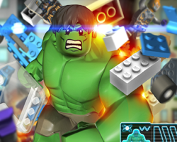 Marvel Super Hero Hulk