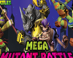 Mega Mutant Battle