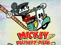 Mickey Delivery Dash