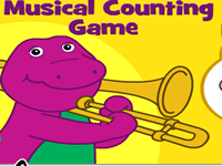 Barney and Friends Musical Counting