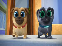 Puppy Dog Pals Puzzle
