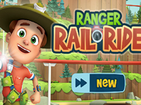 Ranger Rob Rail Ride