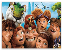 The Croods Sort My Tiles