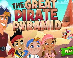 The Great Pirate Pyramid