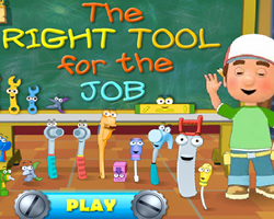 Handy Manny School for Tools