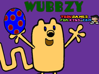 WOW WOW Wubbzy Coloring